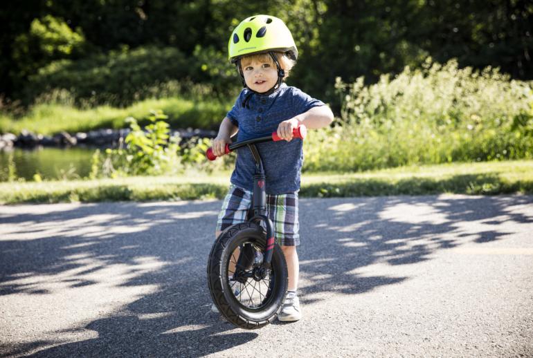 pierwszy rowerek dziecięcy