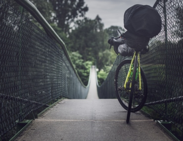 bikepacking rower